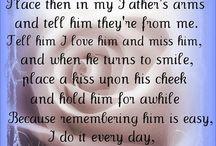 I love you daddy / by Shelby Jasper