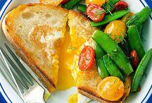 Breakfast Recipes / by Aja Balchand