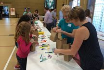 familyfusion Dr. Seuss -             Service Project Night / Making activity bags for youth choir mission trip to Alaska