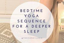 Yoga exercícios