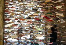 Librerias y bibliotecas / by Estrella Esteban