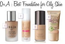products for oily skin