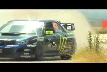 Gymkhana / Petrolheads eating tires