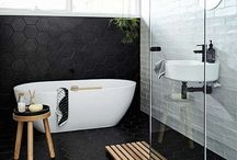 Cementine bagno - Cement tiles for bathroom
