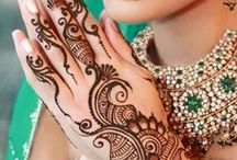 Stop! Henna Time.