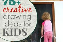 Drawing Ideas for Preschoolers