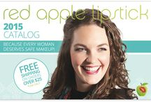 Red Apple Lipstick Catalogs / by Red Apple Lipstick