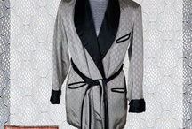 Smoking jacket / by Jerome Menefee Jr.