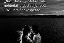 Láska citáty
