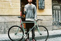 Road bike street fashion