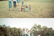 family photo ideas / by Just Another Day in Paradise
