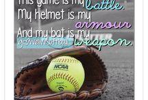 Softball / by Rebecca Minor