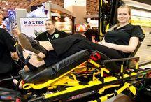 Tradeshows / A snapshot look at Armadillo Merino at UK Emergency ServiceTradeshows