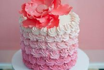 Cakes / by Helen Volkoff