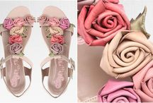 Shoe clips / by Kimberly B.