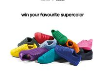 #WIN your favoruite #SUPERCOLOR / Up for #WINNING a pair of your favourite #supercolor?  1. Choose one of our eleven Supercolor colours.  2. Upload a picture to Instagram showing us how much you love that colour.  3. Follow @footasylum and use the hashtag #FOOTASYLUMSUPERCOLOR 11 winners will be announced on Thursday 26th March.  / by Footasylum
