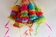 piñata cumple infantil