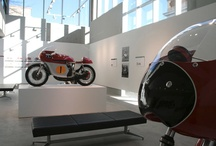 Passione Italiana: Design of the Italian Motorcycle / Images from an exhibit that was held at MODA from March 20-June 13, 2011.
