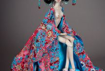 Dolls I Love. / by Glenda Marquez/Calhoun
