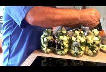 consrvar verduras
