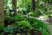 좋아하는 정원 가꾸기