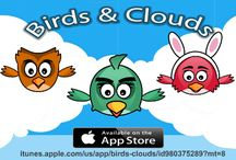 Birds & Clouds / Birds & Clouds! Beautiful animations, fun and a gameplay that's playable for everyone yet challenging enough for the more competitive players amongst us.