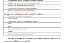 """Чек-лист """"Создание ЕСП"""" / Чек-лист «Создание ЕСП» разработан на основе занятия Мастер-группы IMBV.  Мастер-группа IMBV – это 4 онлайн-занятия в месяц и доступ к базе знаний из 36 видеозаписей прошедших занятий, 36 чек-листам и 36 интеллект-картам по интернет-маркетингу и SEO.  Присоединяйтесь к Мастер-группе IMBV и со скидкой 500 рублей по промокоду LIST ->>> http://imbv.ru/mg/   Полный вариант чек-листа «Создание ЕСП» и другие полезные материалы вы найдете на сервисе SEOCRM ->>>http://services.seocrm.net/"""