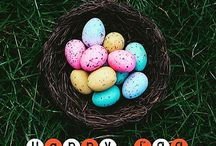 Happy Easter ! Have a great & blessed day with Family