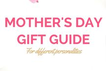 Gift Ideas / Gift guides and ideas for every occasion!