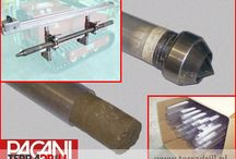 PAGANI System DS 44 / System DS 44_53 to obecnie jedno z najefektowniejszych i stosunkowo tanie narzędzie do poboru rdzenia o nienaruszonej strukturze.