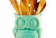 Owl vase inspiration