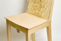 Unusual Chairs, Benches, Stools, Sofas (Seating Furniture)