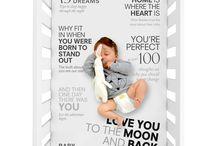 Geburtskarte / Wie erstelle ich eine schöne Geburtskarte?
