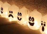 Halloween camping / by Jennifer Fox Buchmeyer