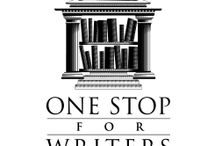 One Stop For Writers Blogging Superheroes / A group of terrific, supportive writers you should get to know. Stop in at a few of their blogs and say hello!