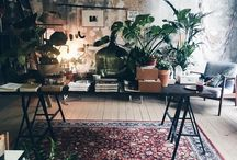 Home: Industrial Bohemian