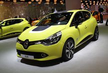 Renault Clio,Megane. / Všechno o autech značky Renault