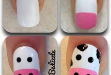kiddies Nail Art