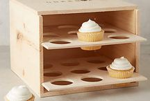 Accessori in tema torte e cupcake