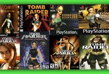 Tomb Raider All Games - Tomb Raider Game Series
