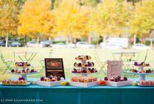 Sugar Social Dessert Tables