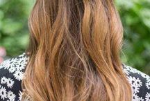 Easy Hairstyles / Cute, Cool Quick and Easy Hairstyles for long, medium and short hair. Easy hairstyles and haircuts for girls with thick and thin hair to look beautiful. - http://beautifieddesigns.com/cute-easy-hairstyles/