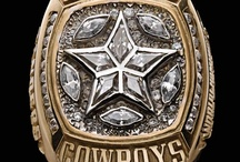 Dallas Cowboys / by Mary Hodges