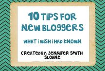 Blogger Tips / Might as well share knowledge while I'm gaining it!