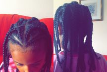 hairstyles for kids / Afro, curly kids hairstyles ideas