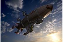Maquinaria pesada ciencia ficción