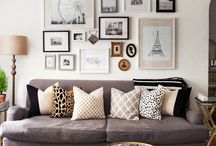 Home Style Inspiration / Moving provides a great opportunity to redesign the feng shui of your home. Check out these creative room style ideas to inspire interior design that speaks to you. National Van Lines #MovingMyMemories