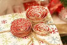 Wrap it up / Gift wrapping ideas / by Pamella Kerley