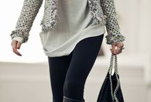 Fun Fall Comfy Looks!