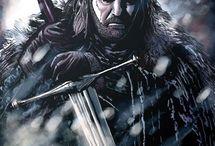 Stark / Winter is coming